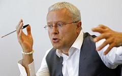 Александр Лебедев. Фото с сайта alebedev.ru