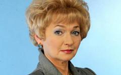 Людмила Нарусова. Фото с сайта l-narusova.ru