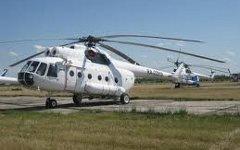Вертолет Ми-8. Фото с сайта samoletov.net