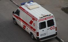 Машина скорой помощи © KM.RU, Илья Шабардин