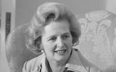 Маргарет Тэтчер. Фото с сайта wikipedia.org