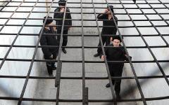 Заключенные © РИА Новости, Александр Кондратюк
