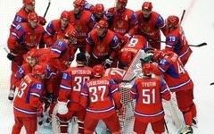 Сборная России по хоккею. Фото с сайта flickr.com