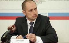 Сергей Хурсевич. Фото с сайта mil.ru