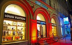 Магазин Louis Vuitton. Фото с сайта svetoyara00.blogspot.ru