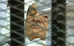 Хосни Мубарак. Стоп-кадр с видео в YouTube