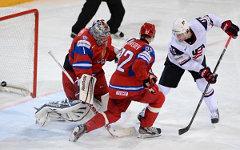 Гол в ворота Семена Варламова © РИА Новости, Алексей Куденко