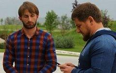 Бекхан Ибрагимов и Рамзан Кадыров. Фото из Instagram главы Чечни