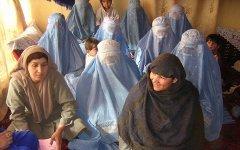 Афганские женщины. Фото с сайта the-south-asian.com