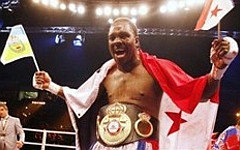 Гильермо Джонс. Фото с сайта boxnation.com