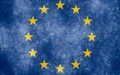 Флаг Евросоюза. Фото с сайта freepik.com