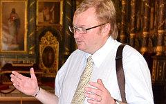 Виталий Милонов. Фото с его личной страницы «ВКонтакте»