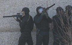 Спецназ. Фото с сайта alphagroup.ru