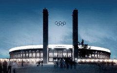 Олимпийский стадион в Берлине. Фото с сайта olympiastadion-berlin.de