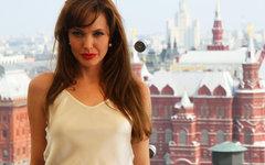 Анжелина Джоли © KM.RU