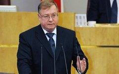 Сергей Степашин. Фото с сайта ach.gov.ru