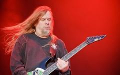 Скончался гитарист и основатель Slayer Джефф Ханнеман