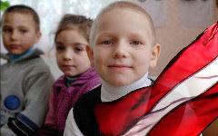 Латвийские дошкольники. Фото с сайта europeandcis.undp.org