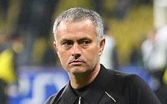 Жозе Моуринью. Фото В.Майорова с сайта soccer.ru