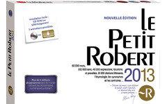 Словарь Le Petit Robert (2013). Фото с сайта lerobert.com