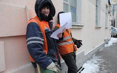 Мигранты © KM.RU, Алексей Белкин