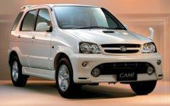 Toyota Cami. Фото с сайта catalog.drom.ru