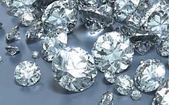 Бриллианты. Фото с сайта mining.com