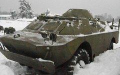 БРДМ-2РХ. Фото с сайта voentorg.by