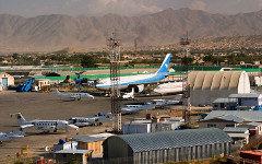 Аэропорт в Кабуле. Фото expat012 с сервиса Google Maps