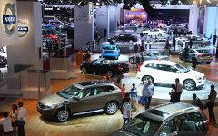 Павильон Московского международного автосалона © KM.RU, Кирилл Савченко