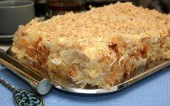 Торт «Наполеон». Фото с сайта vasabi.my1.ru