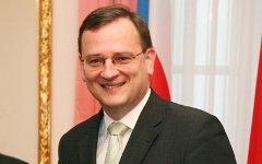 Петр Нечас. Фото с сайта prezydent.pl
