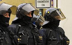 Чешская полиция. Фото с сайта wikipedia.org