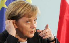 Ангела Меркель. Фото с сайта thelocal.de