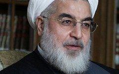 Хасан Рохани. Фото с сайта wikimedia.org
