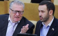 В.Жириновский и И.Пономарев © РИА Новости, Владимир Федоренко