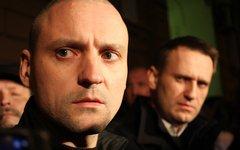 Сергей Удальцов и Алексей Навальный © KM.RU, Алексей Белкин