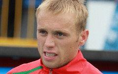 Денис Глушаков. Фото Д.Голубовича с сайта soccer.ru