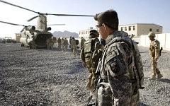 Бойцы НАТО в Афганистане. Фото с сайта nato.int