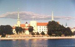 Рижский замок. Фото с сайта riga.lv
