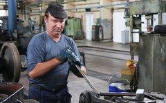 Рабочий © KM.RU, Алексей Белкин