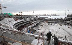 Строительство «Зенит-Арены» © РИА Новости, Игорь Руссак