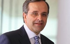 Антонис Самарас. Фото с сафта mfa.gr
