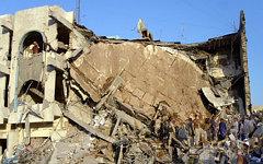 Разрушения в Багдаде. Фото с сайта un.org
