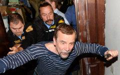 Штурм офиса «За права человека» © РИА Новости, Максим Блинов