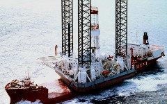 Буровая платформа «Кольская».  Фото с сайта amngr.ru
