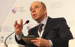 Министр финансов РФ Антон Силуанов © KM.RU, Алексей Белкин