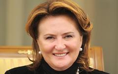 Елена Скрынник. Фото с сайта government.ru