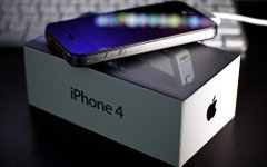 iPhone 4. Фото с сайта gizmodo.com