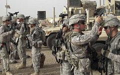 Солдаты армии США. Фото с сайта army.mil